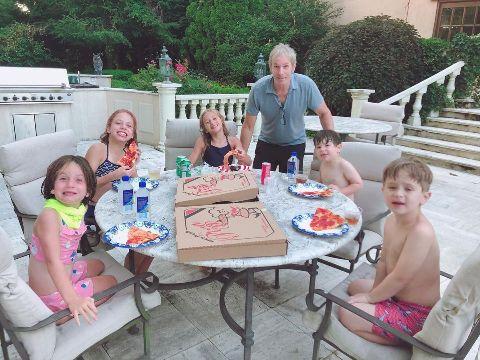 Michael Bolton's grandkids.
