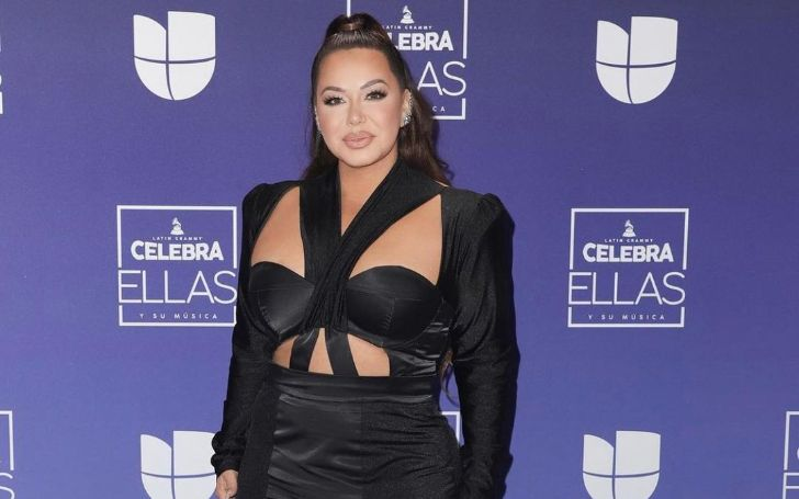 Chiquis Rivera at an event.