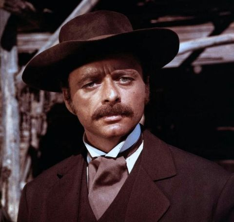 """Harris Yulin as """"Doc Holiday"""" in """"Doc"""" from 1971."""