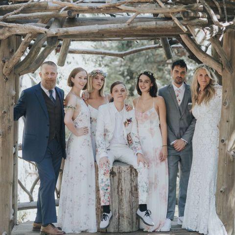 Hannah Einbinder's Family.