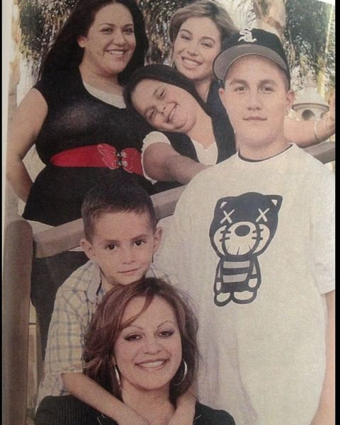Michael Marin Family Photo.