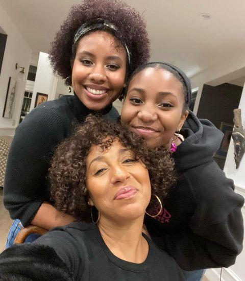 Dionne Lea, MeaLea, and Ruby Williams.