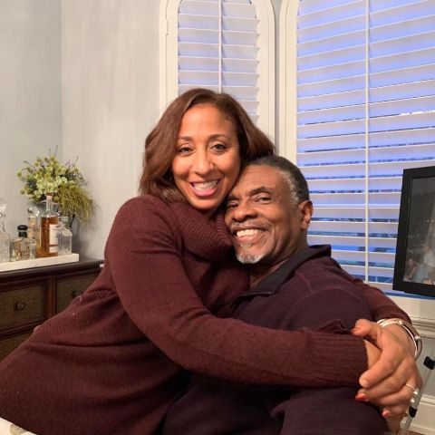 Keith and Dionne's picture.
