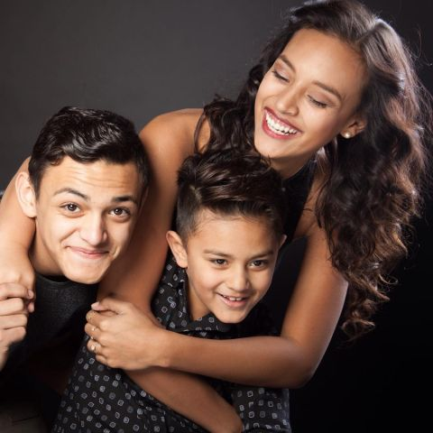 Sela Vave and Her Brothers.
